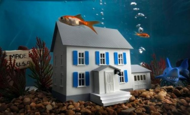 underwater mortgage