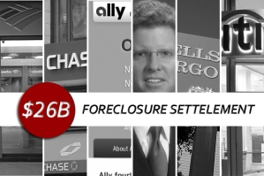 Diverting Money From $26 Million Foreclosure Settlement