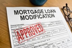 Principal reduction loan modifications