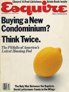 Guess The Magazine Cover Date - Condos A Fad?