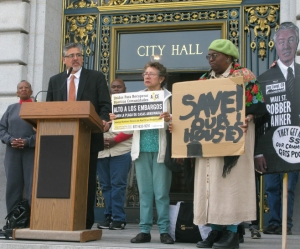 From Foreclosure To Homelessness For San Francisco Bay Area Seniors