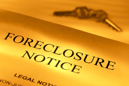 Luxury Homes Foreclosure Trend