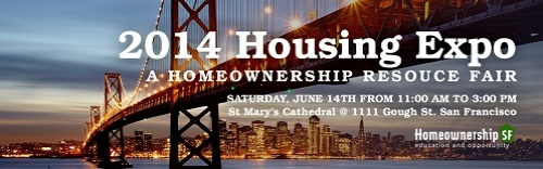 Register Now for the 2014 San Francisco Housing Expo